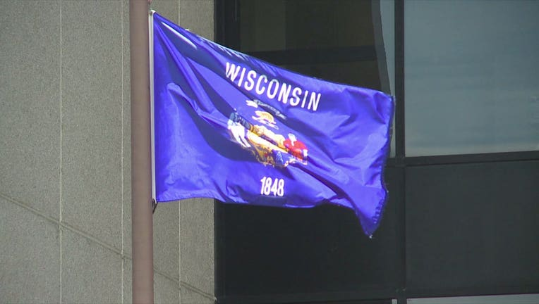 State of Wisconsin flag