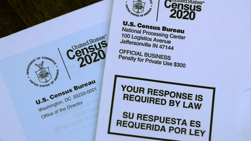 Census takers say they're being told to finish early, cut corners