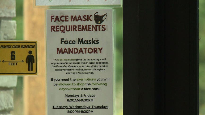 Gov. Evers' mask mandate extension met with Republican opposition