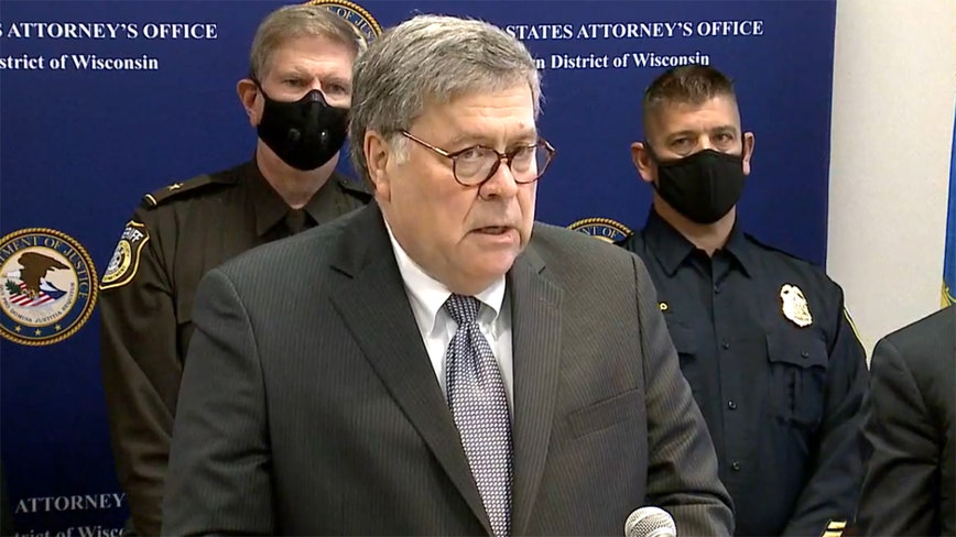 AG Barr to give update on 'Operation Legend' in Milwaukee on Tuesday