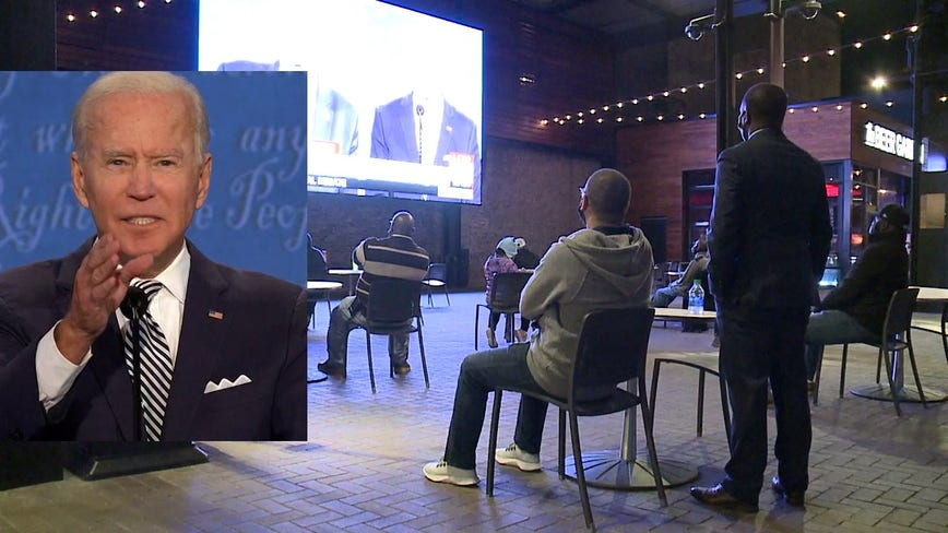 Milwaukee Democratic officials on hand for debate watch party
