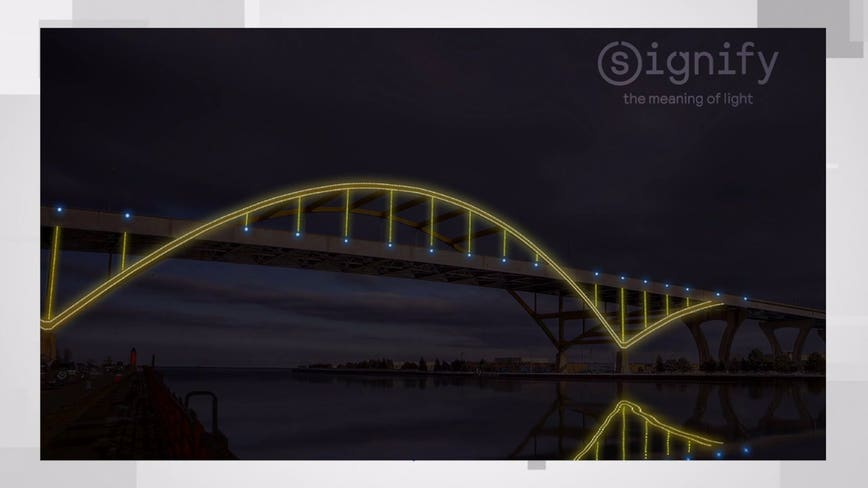 Mark your calendar: Hoan Bridge lighting set for Oct. 22