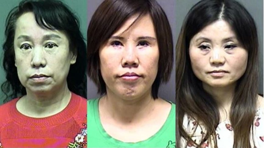 2 of 3 sentenced for inappropriate massages at West Allis business