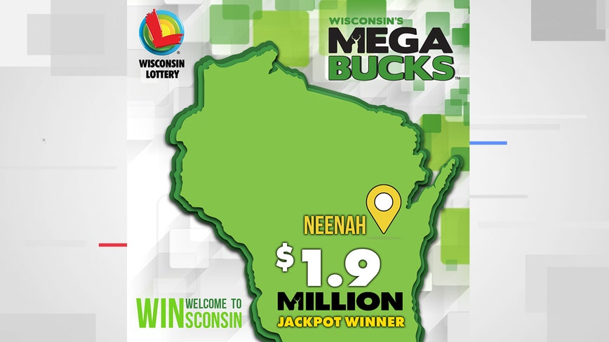 $1.9M winning Megabucks ticket claimed by Neenah man