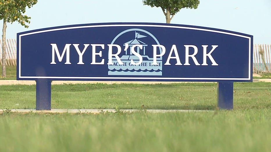 Samuel Myers Park in Racine