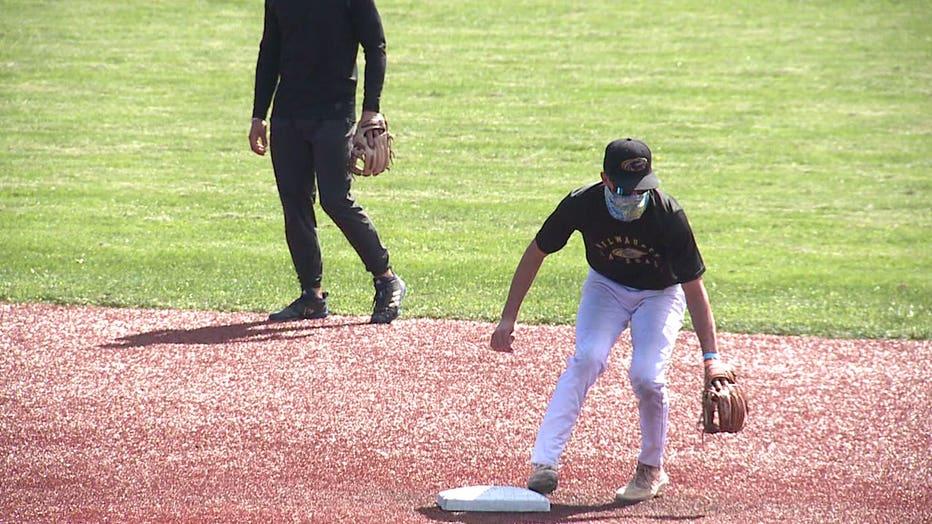 UWM baseball