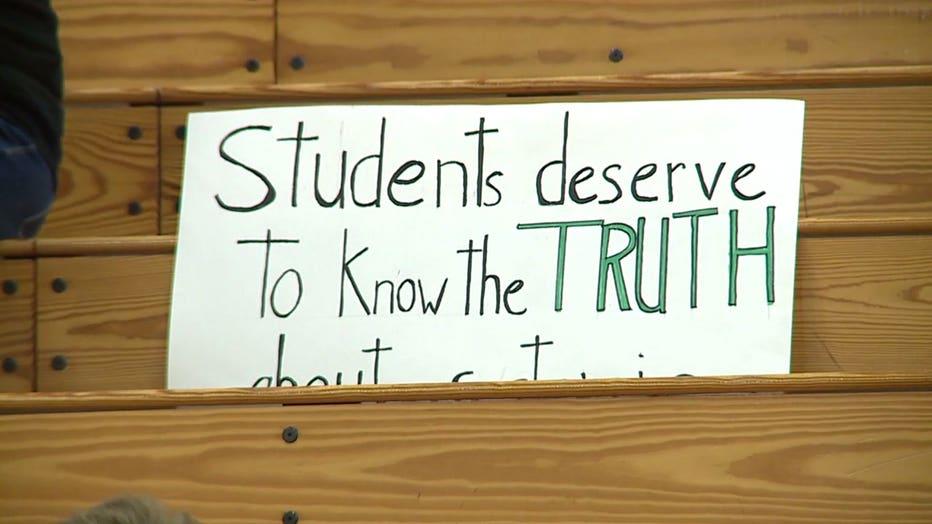 Burlington teacher's BLM curriculum leads to heated school board meeting