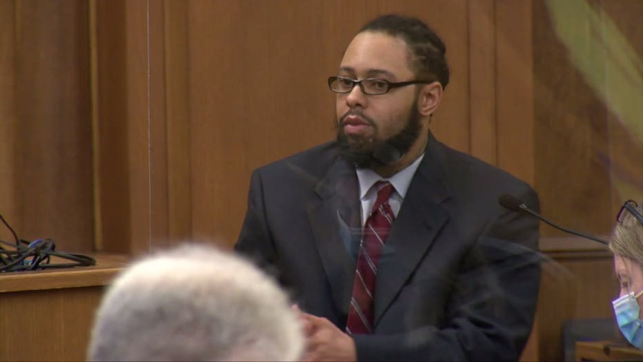 Dalquavis Ward testifies at trial, accused of killing off-duty Racine Police Officer John Hetland