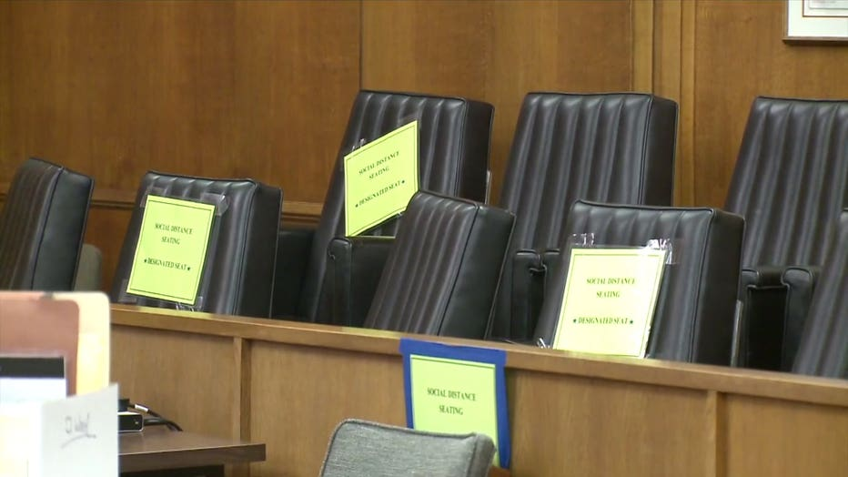 Dalquavis Ward trial