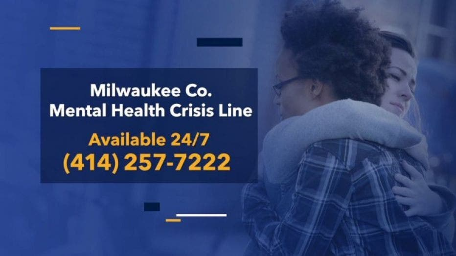 Milwaukee County Mental Health Crisis Line