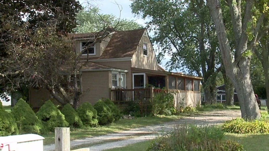 Scene of fatal Pleasant Prairie house fire