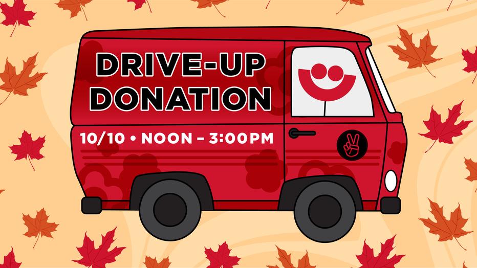 Summerfest Drive-Up Donation