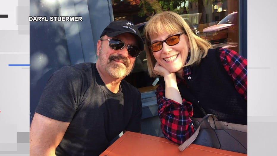 Daryl and Michaela Stuermer