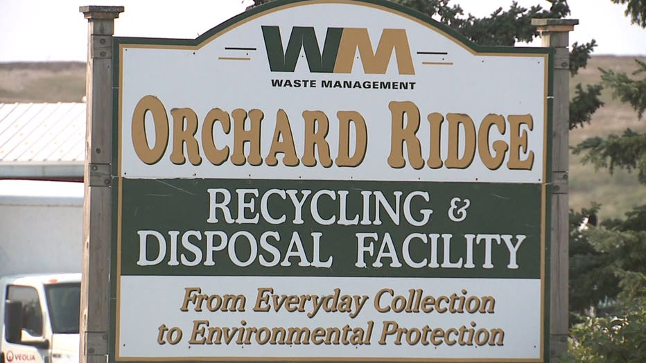 Orchard Ridge Landfill