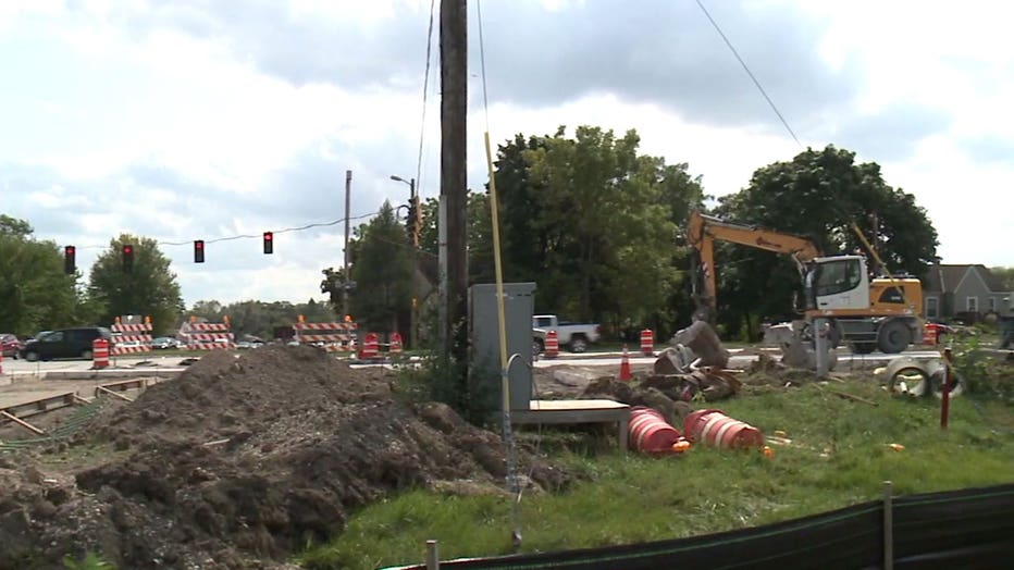 Construction accident in Racine; 1 dead, 1 injured
