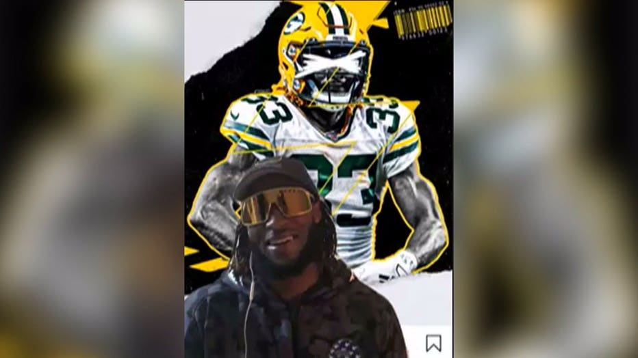 Packers Jones Plans To Let My Play Do The Talking This Season