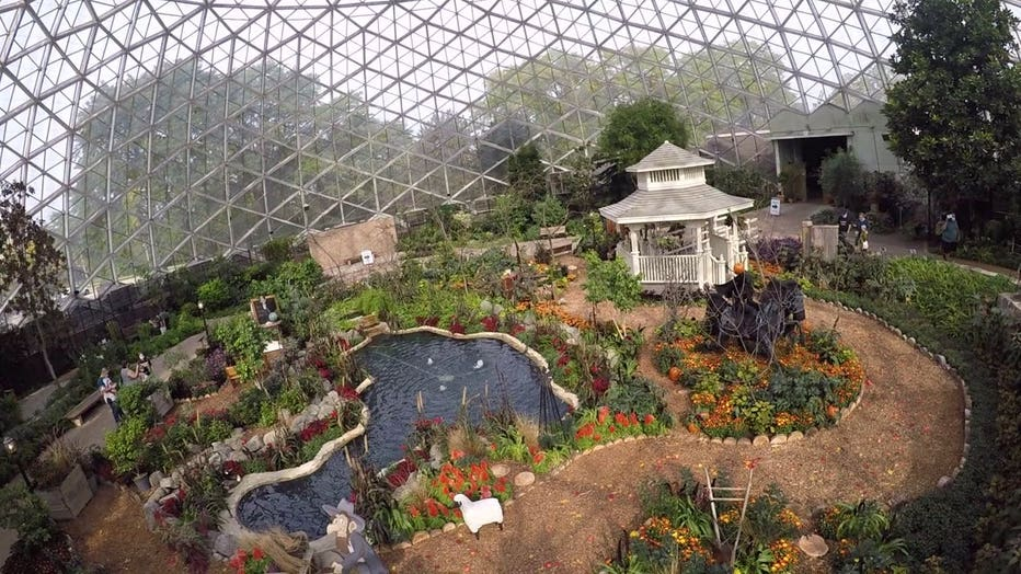 Mitchell Park Horticultural Conservatory
