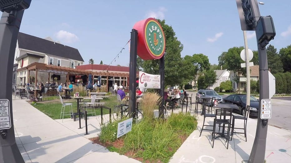 Leff's Lucky Town in Wauwatosa