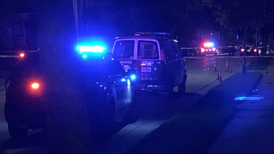 Double shooting near 10th and Keefe, Milwaukee