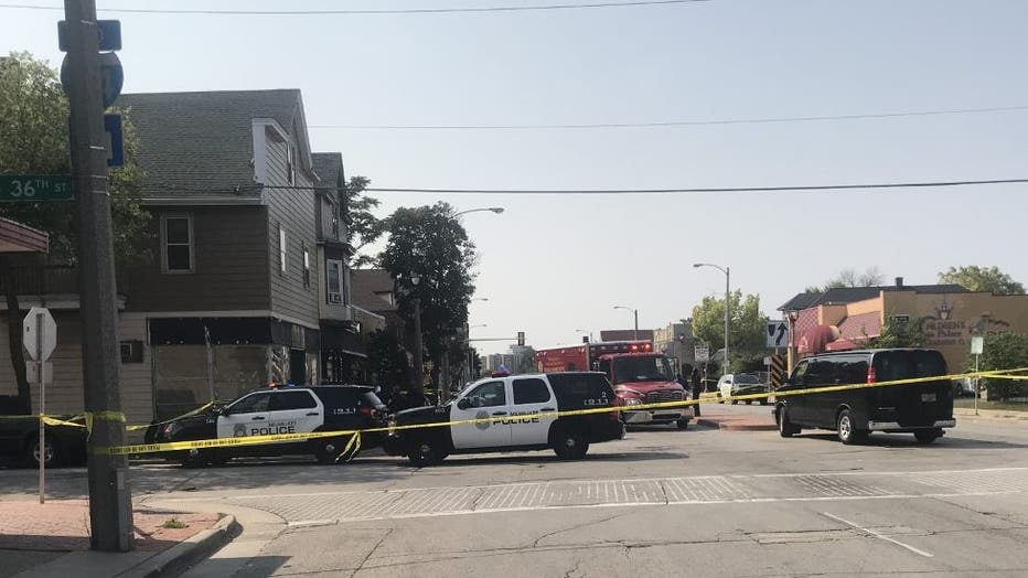 Fatal shooting near 36th and National