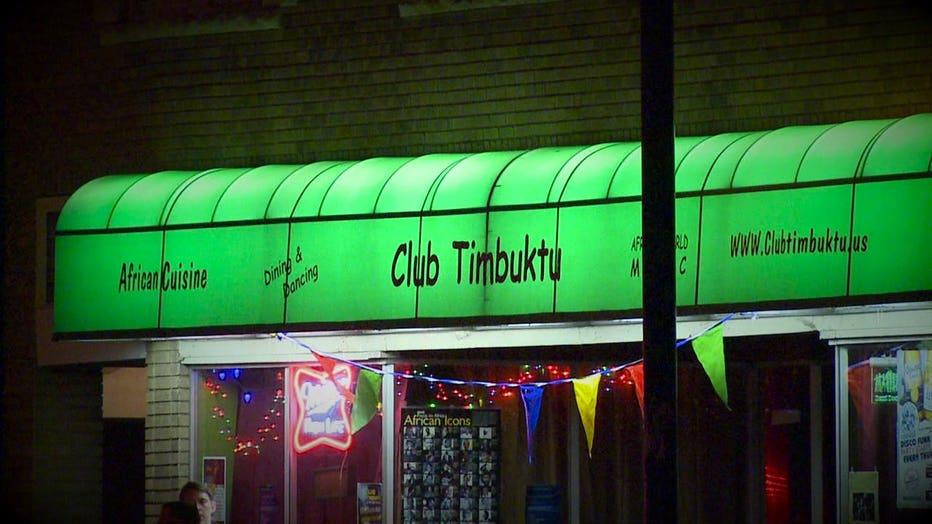 Club Timbuktu, Milwaukee