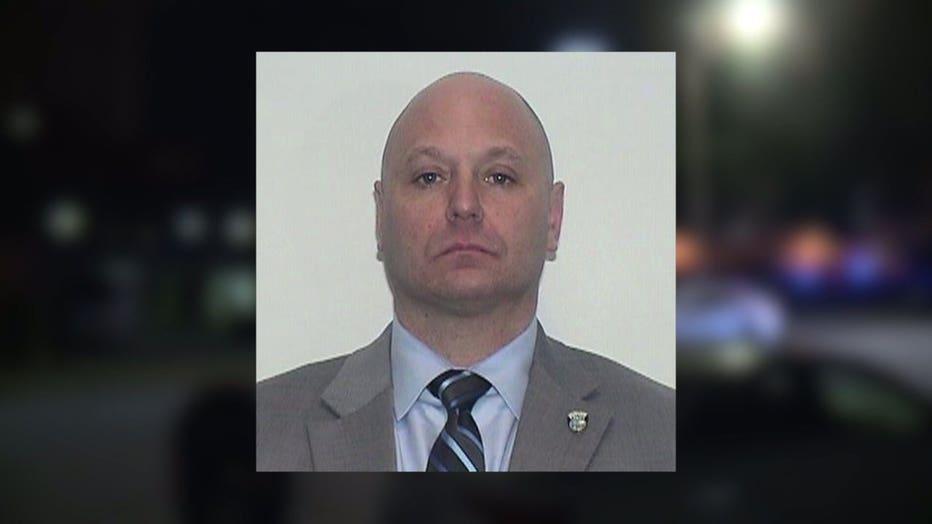 Milwaukee Police Officer Thomas Kline