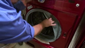 What to do about moldy smell from front-loader washers