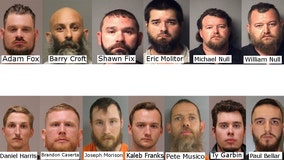 Men accused in plot on Michigan governor attended protests