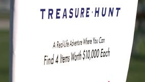 'The Great US Treasure Hunt:' 4 $10K prizes ready for the taking