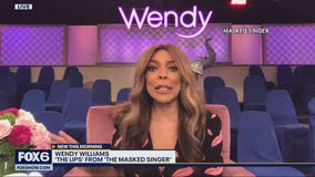 Wendy Williams talks about taking the stage on 'The Masked Singer'