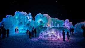 Artisans to begin growing icicles for next Lake Geneva Ice Castles