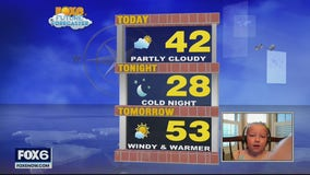 Future Forecaster Flashback: Emma helps with the weather