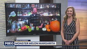 Local mixologist shares recipe for 'Margarita Monster' cocktail