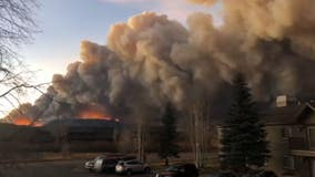 Drought, warmer temperatures allow Colorado wildfires to drag on