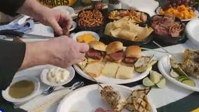Bring the Packers tailgate to your backyard Monday night
