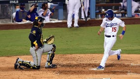 Brewers' season ends with 3-0 postseason loss to Dodgers