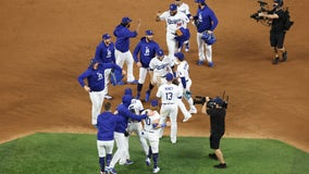 Bellinger HR sends Dodgers to 3rd World Series in 4 years