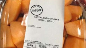 Meijer recalls cut cantaloupe trays over potential health risk