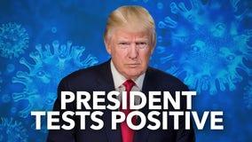 Doctors hope president's positive COVID-19 result raises awareness