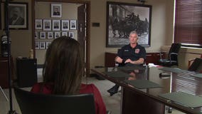 Milwaukee's outgoing fire chief reflects on his tenure; 'work that matters'