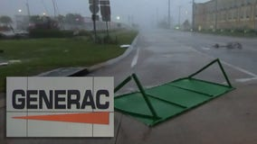 Generac team heads south to aid in Hurricane Delta response