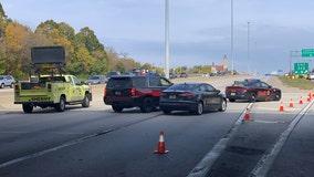MCSO: Road rage incident, shots fired shuts down NB I-43