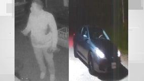 Suspect wanted in burglary of Menomonee Falls business
