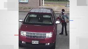 Recognize him? Menomonee Falls PD seeks to ID gas theft suspect