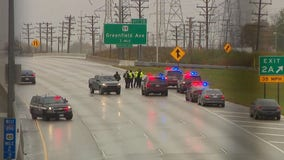 Fatal pedestrian accident temporarily shuts down I-894 near National