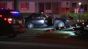 Police: 2 taken into custody following police pursuit, crash