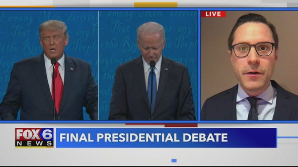 Jason Calvi breaks down big moments from final presidential debate