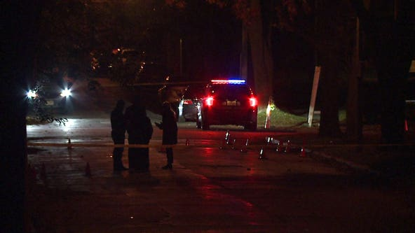 MPD: Double shooting near 60th and Marion, suspect sought