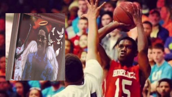 Former Horlick hoopsstar killedthe day before he was to leave WI