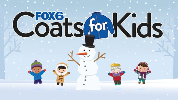 FOX6 Coats for Kids is coming November 9